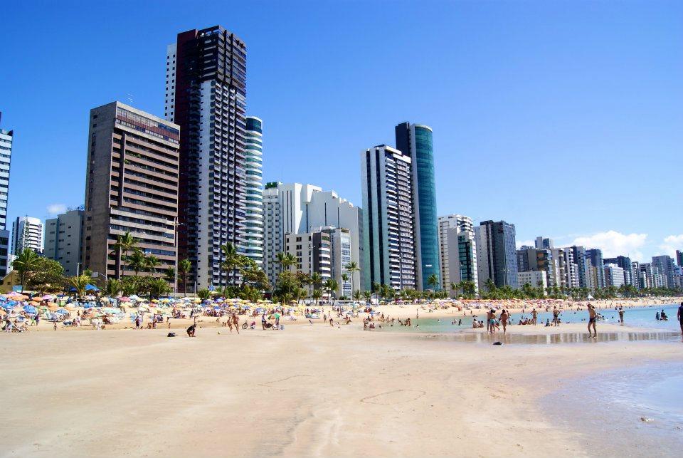 Praia de Boa Viagem / Hostel