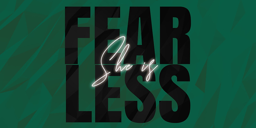 She is Fearless 2021