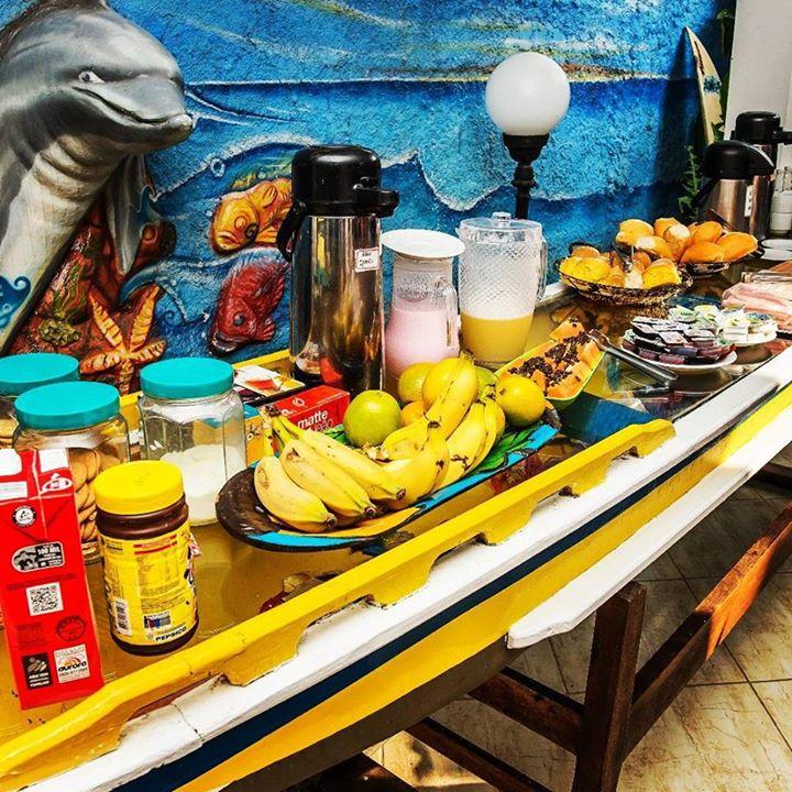#breakfast  #cafedamanha  #paratyhostel #paraty