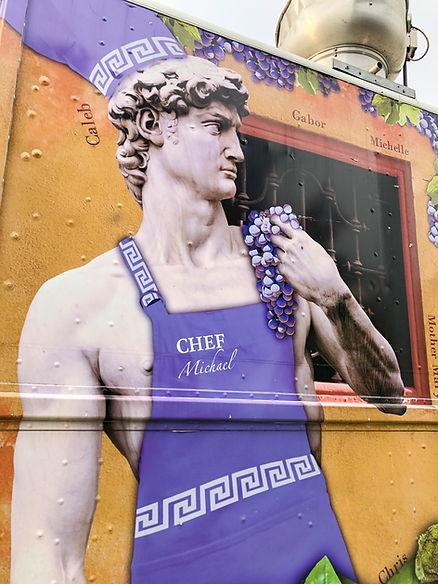 Richmond Grapevine Food Truck