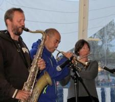 Jazz improv at Yran