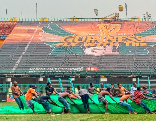 Guinness Jersey Tour