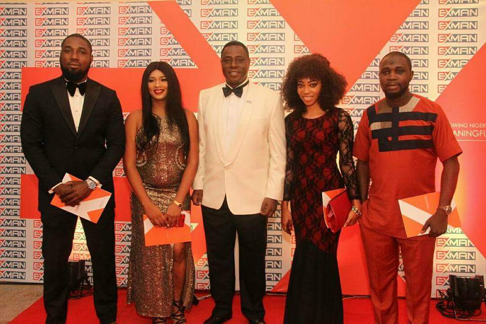Team Proximity at EXMAN Awards
