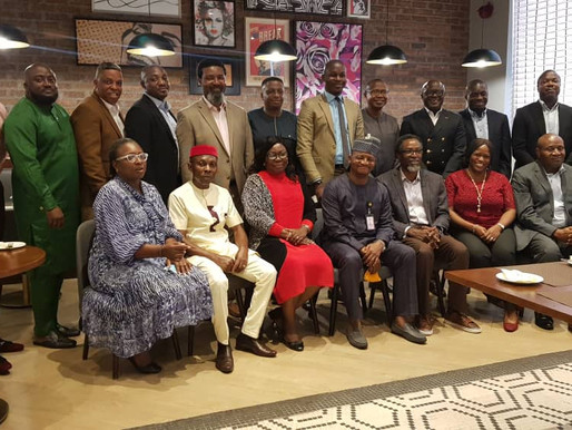 EXMAN Executive Council Visits APCON Registrar, Gains Recognition As Sectoral Group