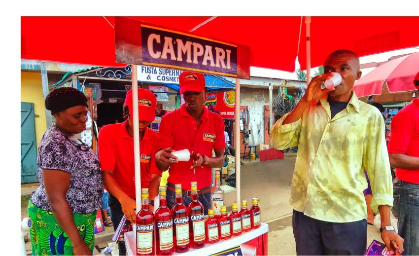 Campari Sampling
