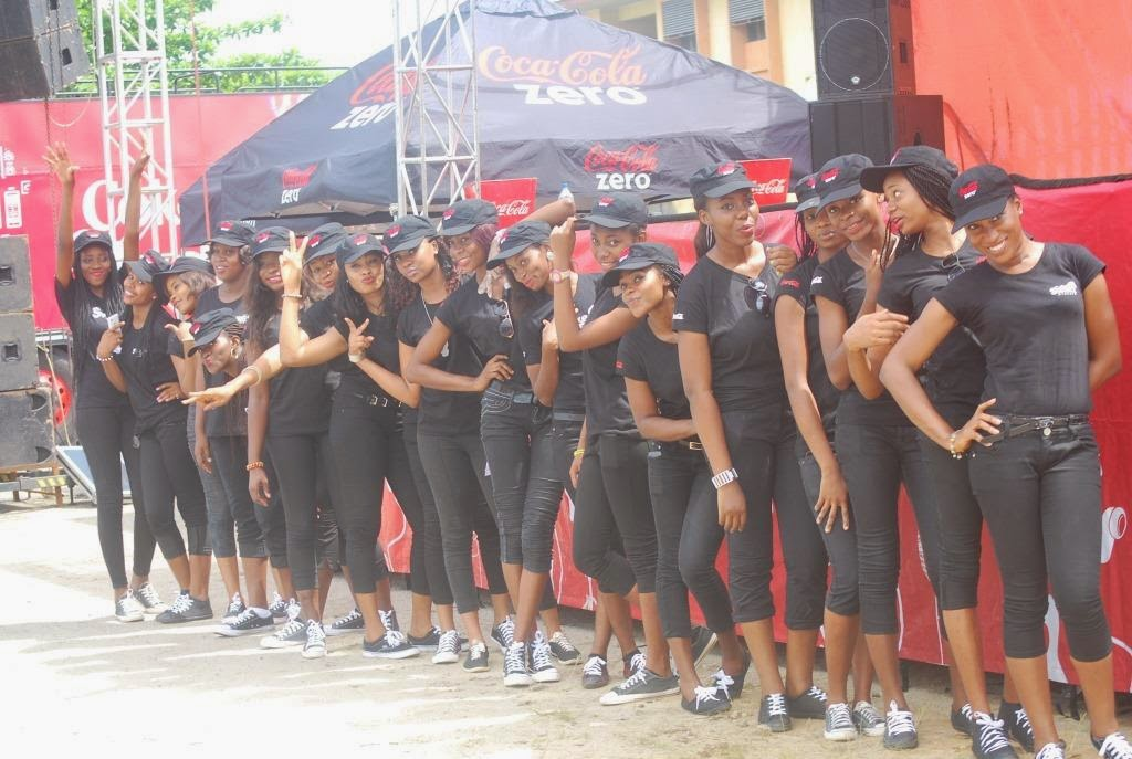 Coke Studio Campus Activations