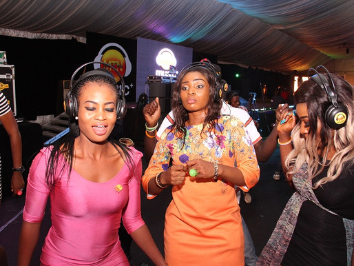 The Noiseless Party: Keskese's Compelling Brand Activation for MTN