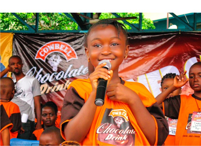 Cowbell Choco childrens summer camp