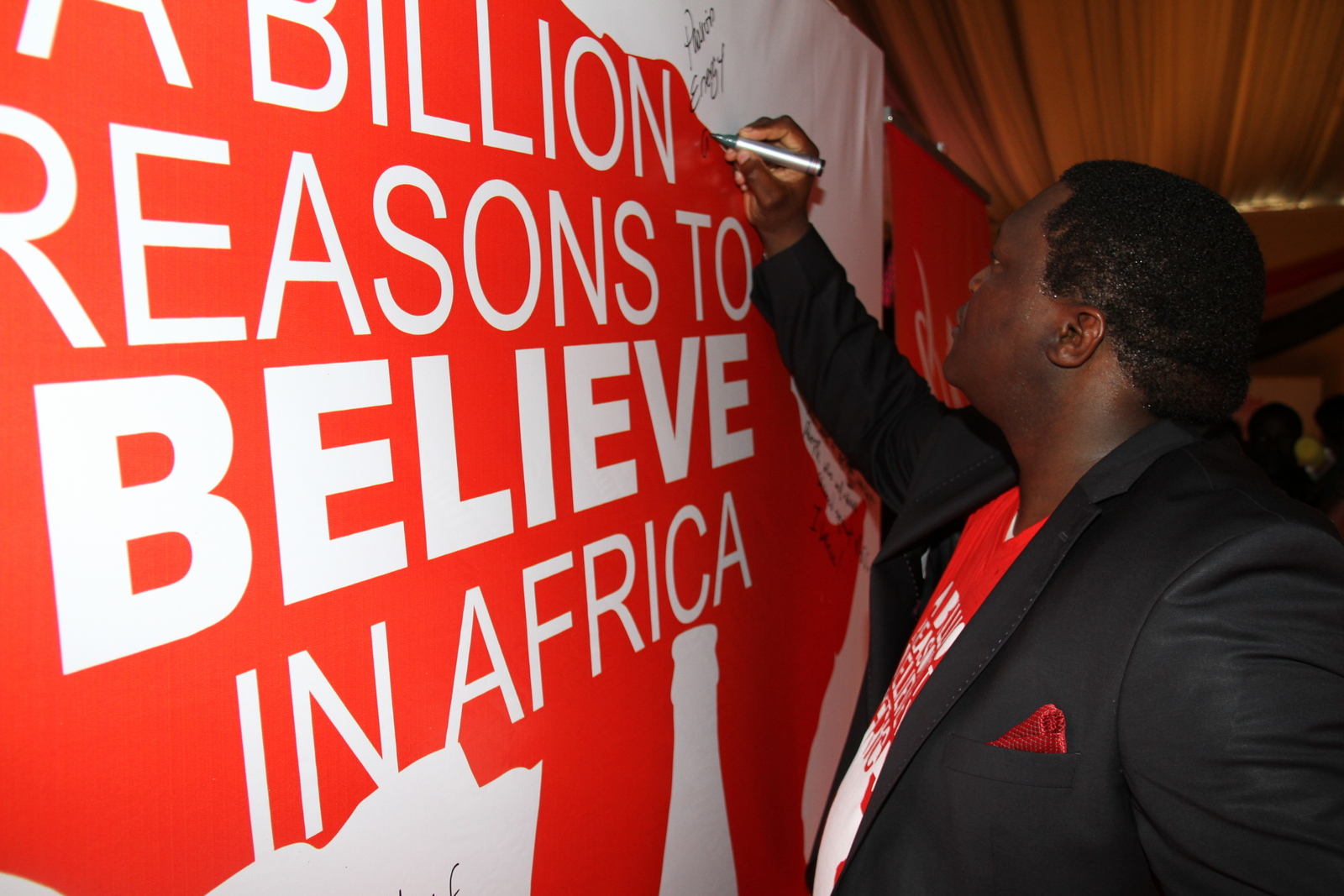 Coke Billion Reasons Campaign Launch