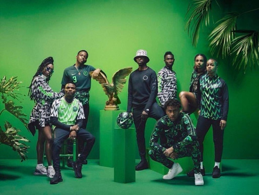 Sports Marketing In Nigeria: Lessons From The Nigerian World Cup Jersey