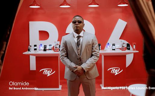 Virtual launch: Itel Mobile unveils NewBrand Slogan, Phones in Lagos
