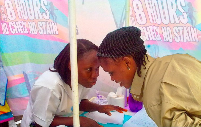 P&G Always women Mentoring Programme
