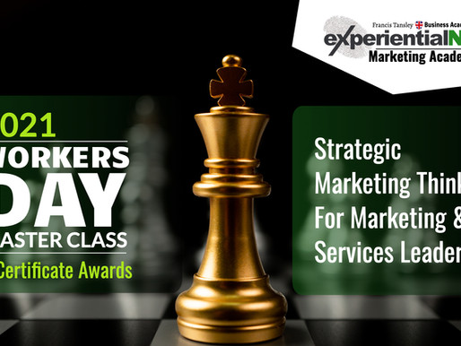 ExperientialNG Hold Master Class for Marketing Leaders
