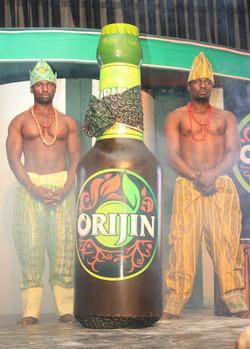 Guinness Orijin Launch