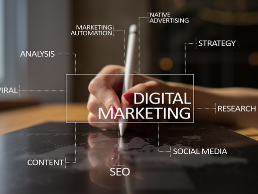 Digital Marketing: How To Shift Marketing Into The Digital Arena