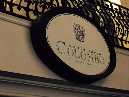 CONFEITARIA COLOMBO @ Rio de Janeiro, RJ