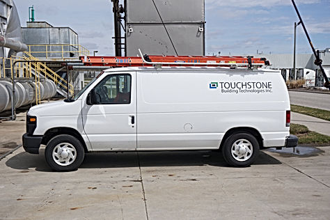 Touchstone Building Technologies Inc. First Van