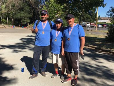 Men's Bronze Team