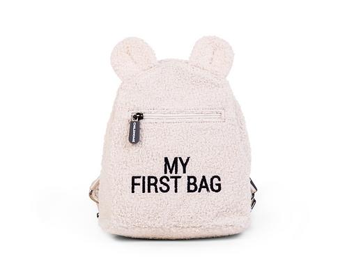My first bag teddy Ecru