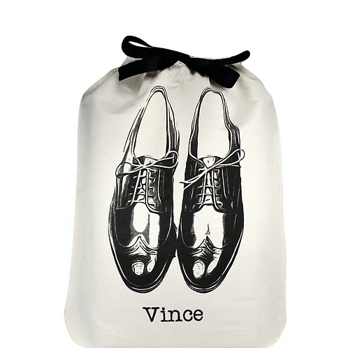 Men shoe bag