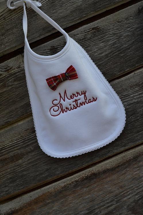 Kerstslabbetje Merry Christmas