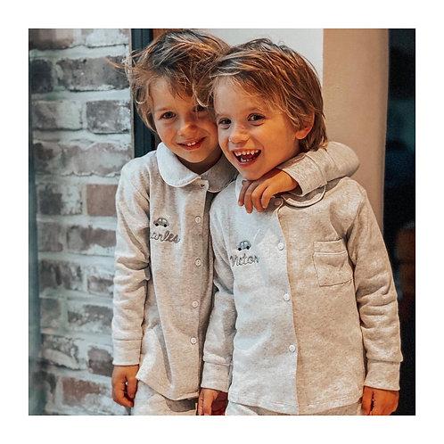 Tweedelige pyjama jongen/meisje