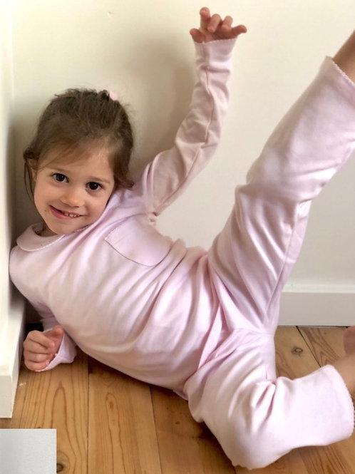 Tweedelige pyjama meisje