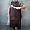 Thumbnail: Schort donkerbruin leder