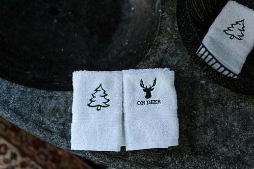 Gastendoekjes Kerst