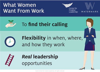 What Women Want from Work