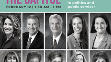 A Day at The Capitol Speakers Announced!