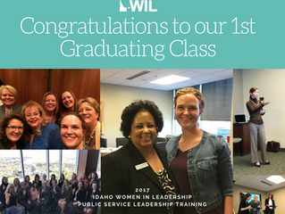 I-WIL Graduates Their First, But Not Last, Public Service Leadership Training Class