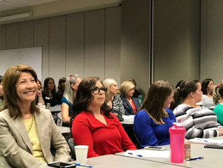I-WIL Presents to Sold-Out Audience at Business Education Series
