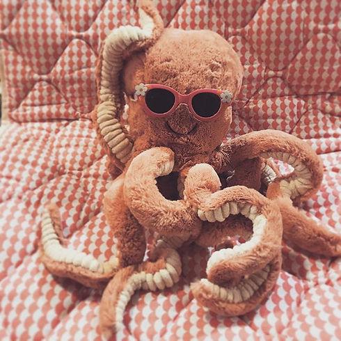 [Werbung] Odell Octopus liebt den Sommer
