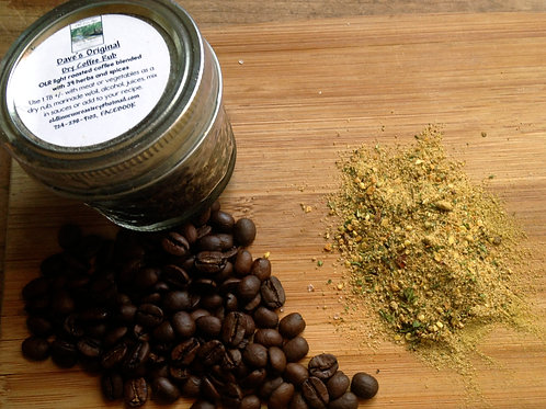Dave's Original Dry Coffee Meat and Vegetable Rub