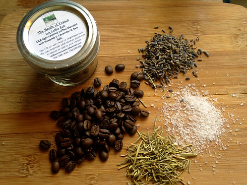 South of France Dry Coffee Meat & Vegetable Rub