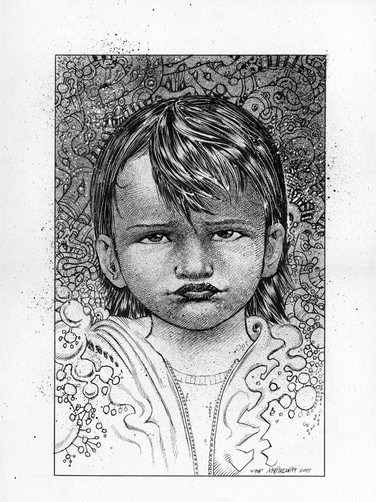 Chłopiec z Bezbólem #2a
