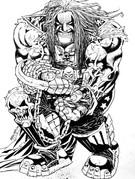 Lobo/ DKR cover