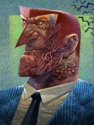 Vincent po wujściu z zakładu psychiatrycznego