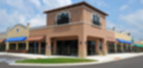 Kinetic retail new construction make-ready finish-out remodel tenant improvement