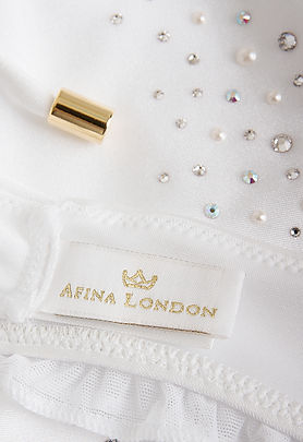 LUXURY SWIMWEAR LONDON | LUXURY SWIMSUIT | AFINA LONDON