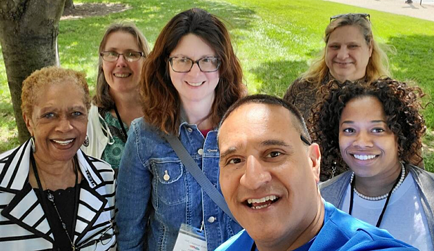 A team of six community leaders participated in the Trauma-Informed Community Development (TICD) institute training in June 2019.  TICD is part of several strategies being implemented by the community to build a Resilient New Britain