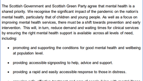 The SNP - Scottish Greens Deal: What Might It Mean For Mental Health?