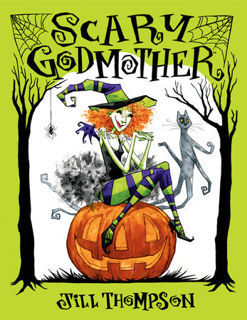 Scary Godmother is a children's books and comic books series by Jill Thompson.
