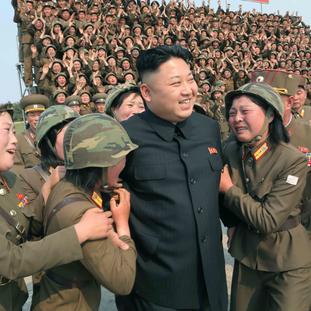 North Korea Strikes