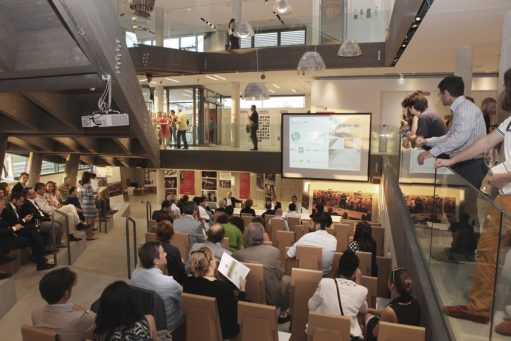 Gli eventi formativi in Ecoarea, centinaia gli architetti che li frequentano