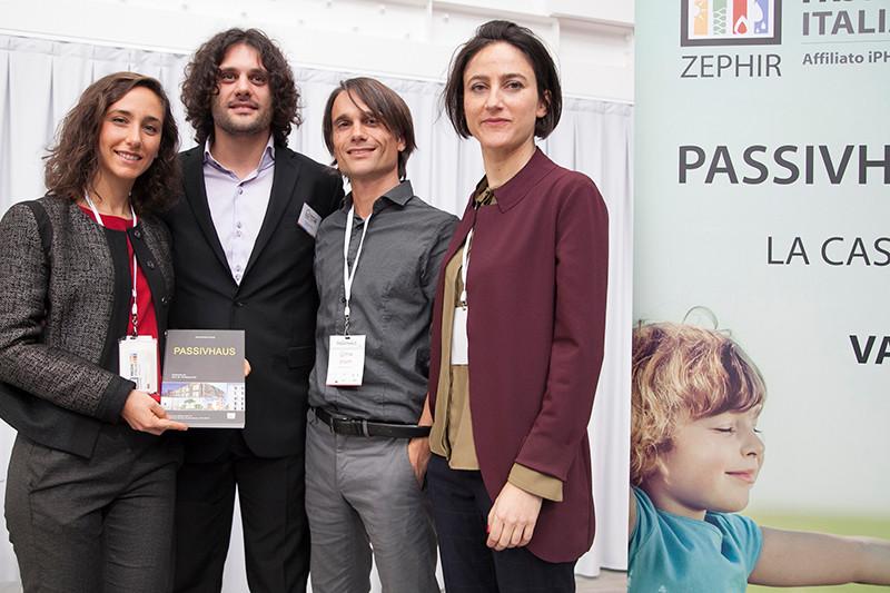 Quinta Conferenza nazionale Passivhaus