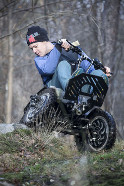 Zoomer off road