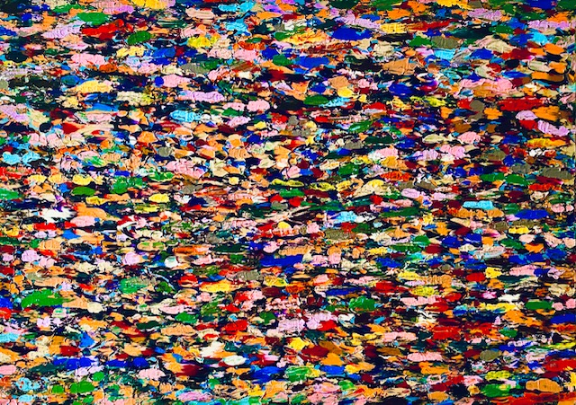 Textures and densities, 2014