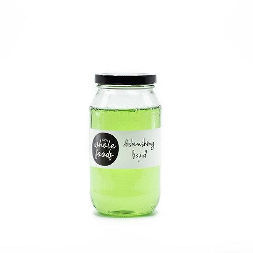 Lemon myrtle dishwashing liquid